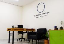 Recepción – El Psicotaller – Alquiler de consultorio – Alquiler de consultorio por hora- Medellín – Atención psicológica – psicoterapia – psicólogo – Consultorio para psicólogos