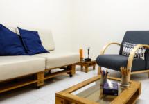Consultorio psicológico 2 – El Psicotaller – Alquiler de consultorio – Alquiler de consultorio por hora- Medellín – Atención psicológica – psicoterapia – psicólogo – Consultorio para psicólogos